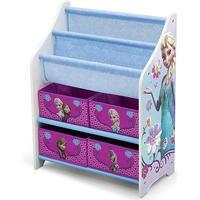 Delta Children Frozen Book & Toy Organizer