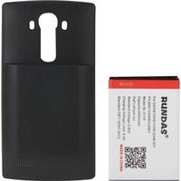 Batteri + batterilucka till LG G4 - svart