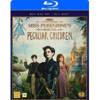 Miss Peregrines hem för besynnerliga barn 3D (Blu-ray 3D + Blu-ray) (3D Blu-Ray 2016)