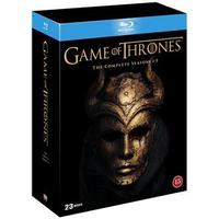 Game of thrones: Säsong 1-5 (23Blu-ray) (Blu-Ray 2016)