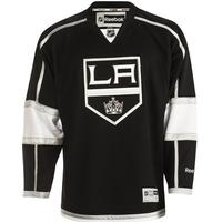Reebok Los Angeles Kings Premier Home Jersey 16
