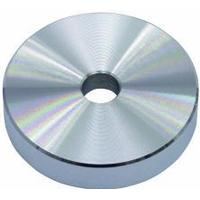 Omnitronic Puck single centre-piece aluminium silver