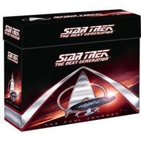 Star Trek: TNG / Complete collection (46DVD) (DVD 2011)