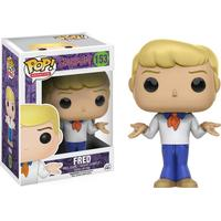 Funko Pop! Animation Scooby Doo Fred