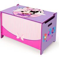 Delta Children Minnie Mouse Wooden Toy Box