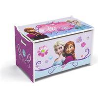 Delta Children Frozen Wooden Toy Box