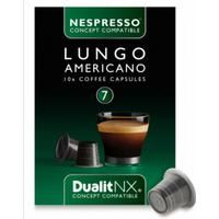 Dualit Kaffekapsel n/x Lungo 10-pack
