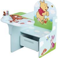Delta Children Winnie the Pooh Chair Desk with Storage Bin