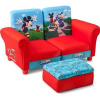Delta Children Mickey Mouse 3 Piece Upholstered Set