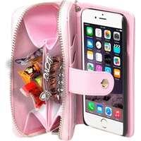 Iphone 6 6s plus plånboksfodral med magnet Mobiltillbehör - Jämför ... e262fc578251e