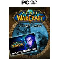 Blizzard Entertainment World of Warcraft - 180 days