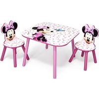 Delta Children Minnie Mouse Table & Chair Set