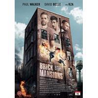 Brick mansions (DVD) (DVD 2013)