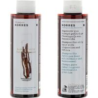 Korres Liquorice & Urtica For Oily Hair 250ml