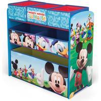 Delta Children Mickey Mouse Multi-Bin Toy Organizer