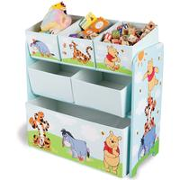 Delta Children Winnie the Pooh Wooden Toy Organizer