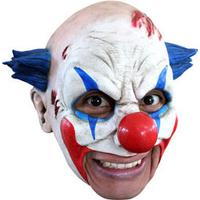 Ghoulish Clown Mask Chinless