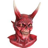 Ghoulish Red Devil Mask