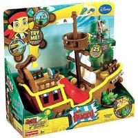 Fisher Price Disney's Jake & the Never Land Pirates Jake's Musical Pirate Ship Bucky