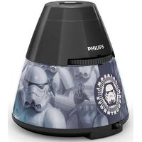 Philips Projektor & Star Wars Natlampe