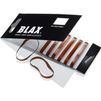 Blax Snag-Free Hair Elastics Amber 8-pack