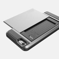 Kortholder safety cover iPhone 7 GRÅ