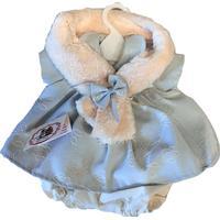 Nines Artesanals D'Onil Vinterkläder till dockor 45 cm - Blå