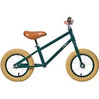 Rebel Kidz Air Classic løbecykel mørke grøn