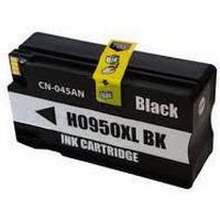 Kompatibel bläckpatron HP 950XL svart (CN045AE) 53ml