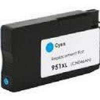 Kompatibel bläckpatron HP 951XL cyan (CN046AE) 24ml