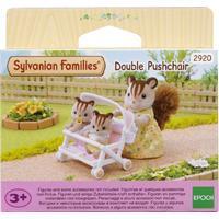 Sylvanian Families Tvillingvagn