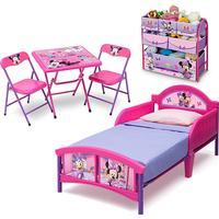 Delta Children Minnie Mouse Bedroom Set
