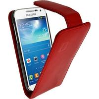 iGadgitz Leather Case (Galaxy S4 Mini)
