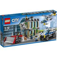 Lego City Bulldozer Break In 60140
