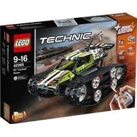 Lego Technic RC Racerbil med Larvefødder 42065