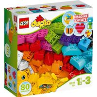 Lego Duplo Mine Første Klodser 10848