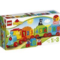 Lego Duplo Tog med Tal 10847