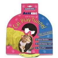 Pet and Country Ancol Cat Tunnel Collapsible Small