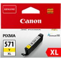 Bläckpatron Canon CLI-571XL (0334C001) gul 11 ml