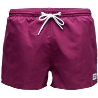 Frank Dandy - Breeze Swim Shorts Wine red