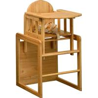 East Coast Nursery Combination Wooden Highchair
