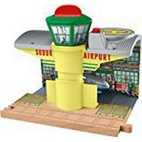 Thomas & Friends DTB96 Wooden Railway Sodor Airship Hangar Playset