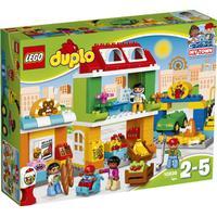 Lego Duplo Bytorvet 10836