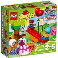 Lego Duplo Fødselsdagsskovtur 10832