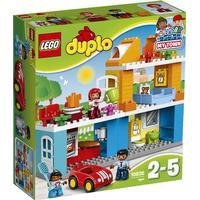 Lego Duplo Familiehus 10835