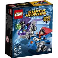Lego Marvel Super Heroes Mighty Micros Superman mod Bizarro 76068
