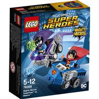 Lego Marvel Super Heroes Mighty Micros Superman mod Bizarro 76068