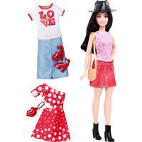 Mattel Barbie Fashionistas 40 Pizza Pizzazz & Fashions Petite Doll