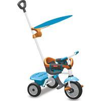 SMARTRIKE Fisher-Price® Trehjuling Jolly Plus, blå