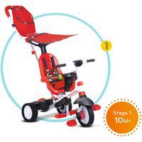 SMARTRIKE Fisher-Price® Trehjuling Charisma, röd